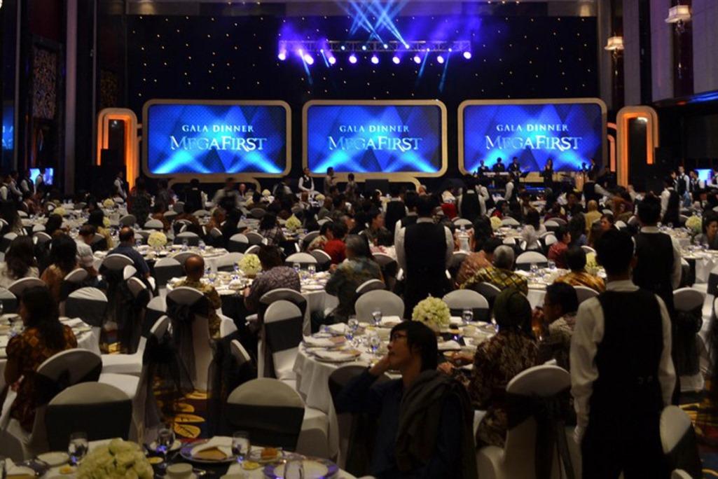 MegaFirst Gala Dinner, Trans Grand Ballroom | February 2017