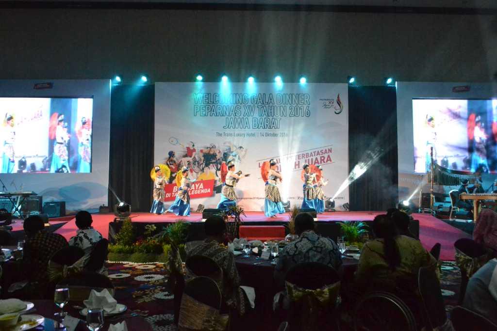 PON and Peparnas , Trans Convention Centre & Trans Grand Ballroom | September & October 2016