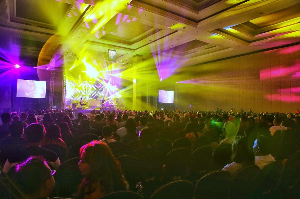 Concert, Kla Project